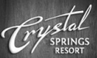 Crystal Springs Golf Resort logo