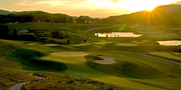 Crystal Springs Resort, Wild Turkey Golf Course